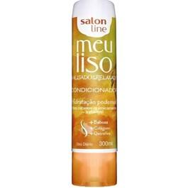 Condicionador Salon Line Meu Liso #Alisado&Relaxado 300 ml Hidratação Poderosa!