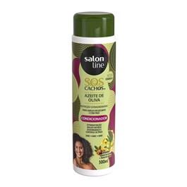 Condicionador Salon Line S.O.S Cachos 300 ml Azeite de Oliva