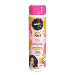 Condicionador Salon Line S.O.S Cachos 300 ml Mel e Óleo de Coco