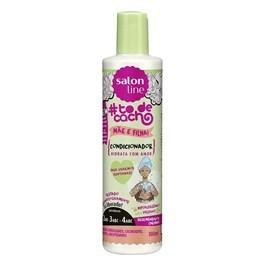 Condicionador Salon Line #todecacho Mãe e Filha 300 ml Hidrata Com Amor