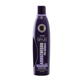 Condicionador Salon Opus 350 ml Arroz Negro