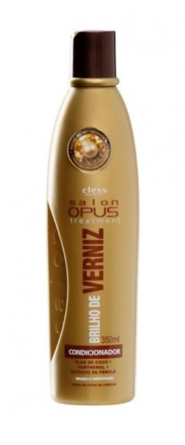 Condicionador Salon Opus 350 ml  Brilho Verniz