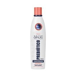 Condicionador Salon Opus Prebiótico 350 ml Panthenol + Óleo de Rícino