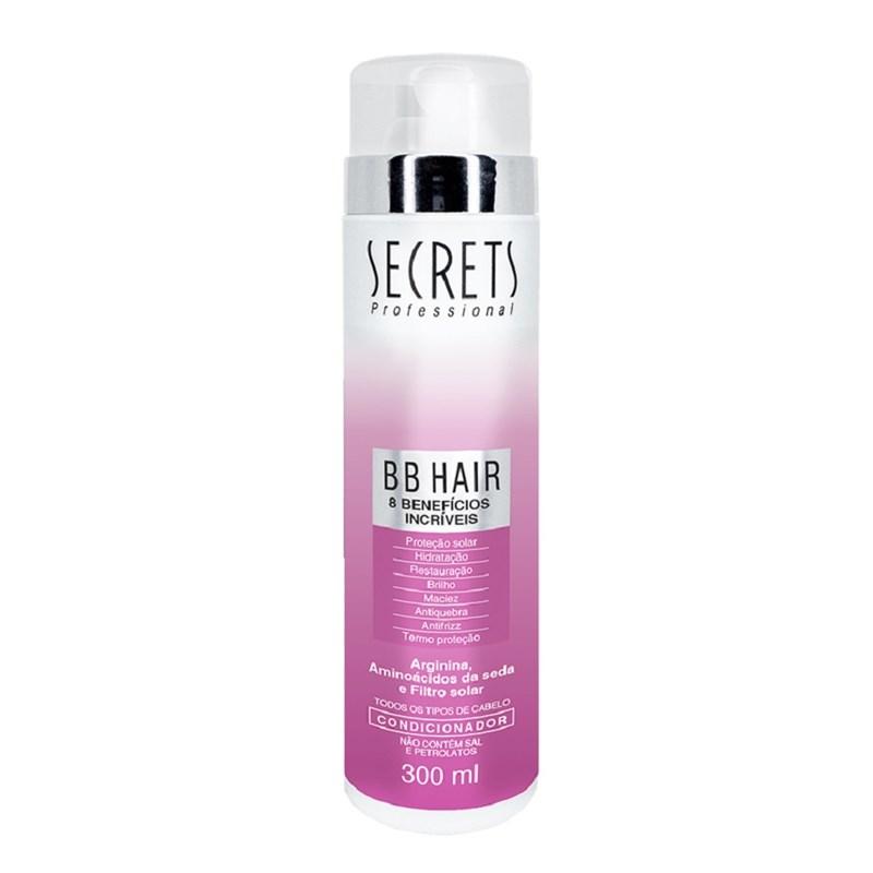 Condicionador Secrets 300 ml BB Hair