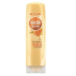 Condicionador Seda Recarga Natural 325 ml Mel Anti Quebra