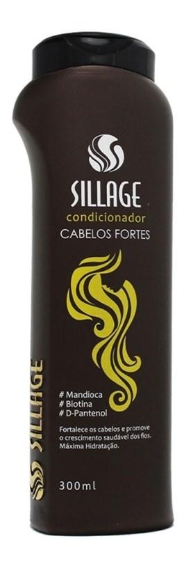 Condicionador Sillage 300 ml Cabelos Fortes