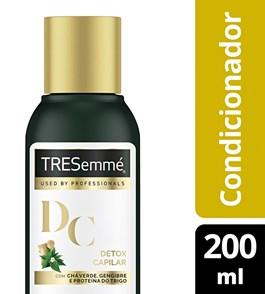 Condicionador Tresemmé 200 ml Detox Capilar