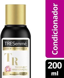 Condicionador Tresemmé 200 ml Tresplex Regeneração