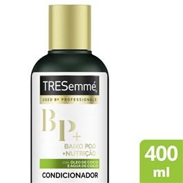 Condicionador Tresemmé 400 ml Baixo Poo + Nutrição