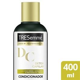 Condicionador Tresemmé 400 ml Detox Capilar