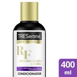 Condicionador Tresemmé 400 ml Reconstrução e Força