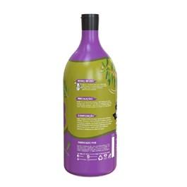 Condicionador Ultra Cachos Salon Line S.O.S Hidratação 1 Litro Tô Podendo