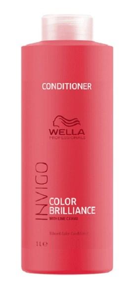 Condicionador Wella Invigo 1 Litro Color Brilliance