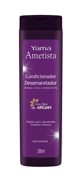 Condicionador Yamá Ametista 300 ml Desamarelador