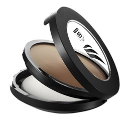 Cream Powder Pink Cheeks Sport Make Up Caramelo
