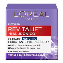 Creme Anti-idade L'oréal Revitalift 49 gr Noturno