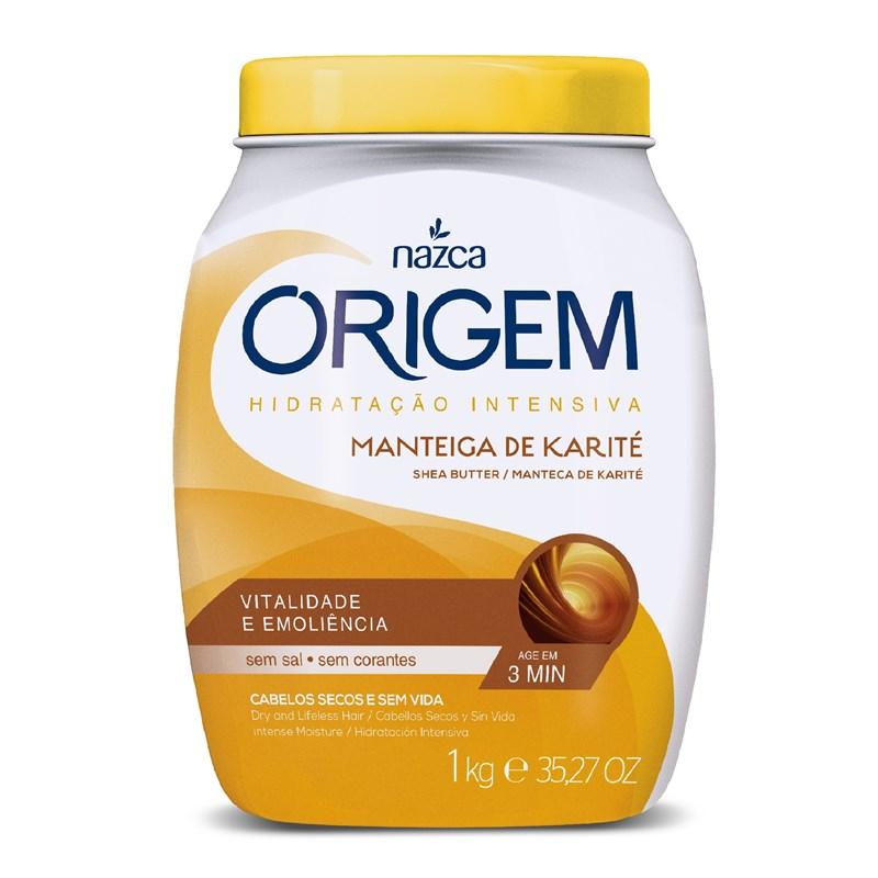 Creme de Hidratação 1 kg Manteiga de Karité