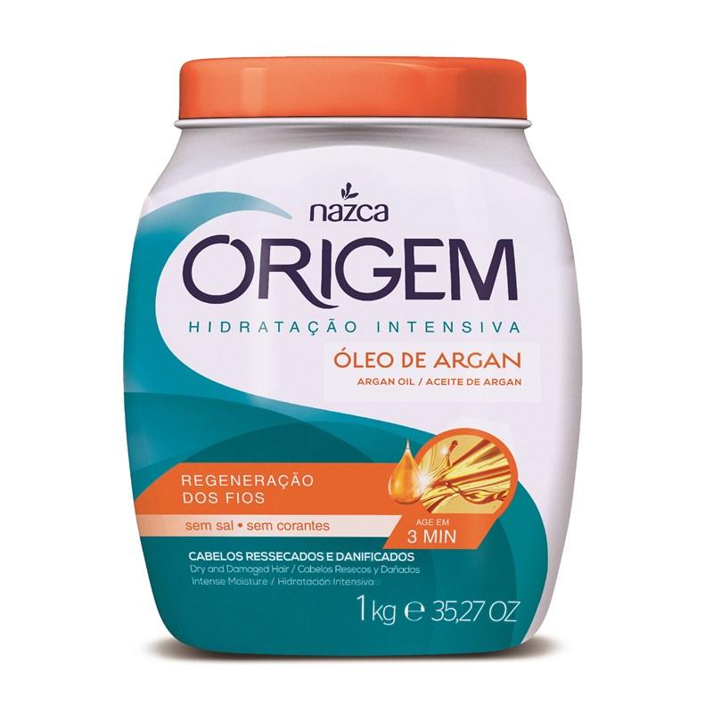 Creme de Hidratação Origem 1 kg Óleo de Argan