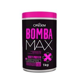 Creme de Hidratação Origem Bomba Max 1 Kg Whey Protein
