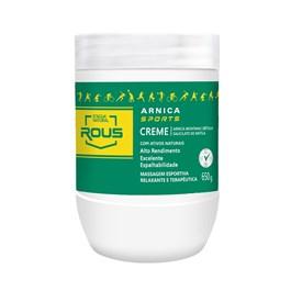 Creme de Massagem D'Agua Natural 650 gr Arnica Sports