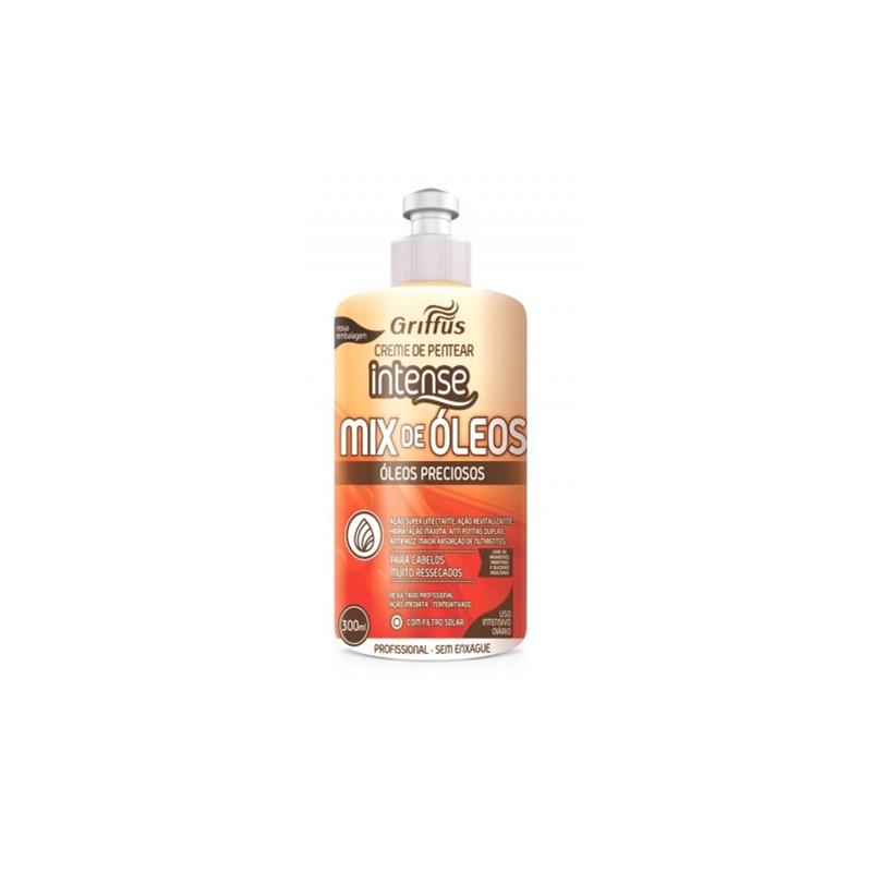 Creme de Pentear Griffus Intense 300 ml Mix Óleos