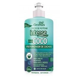 Creme de Pentear Griffus Intense 300 ml Óleo de Coco