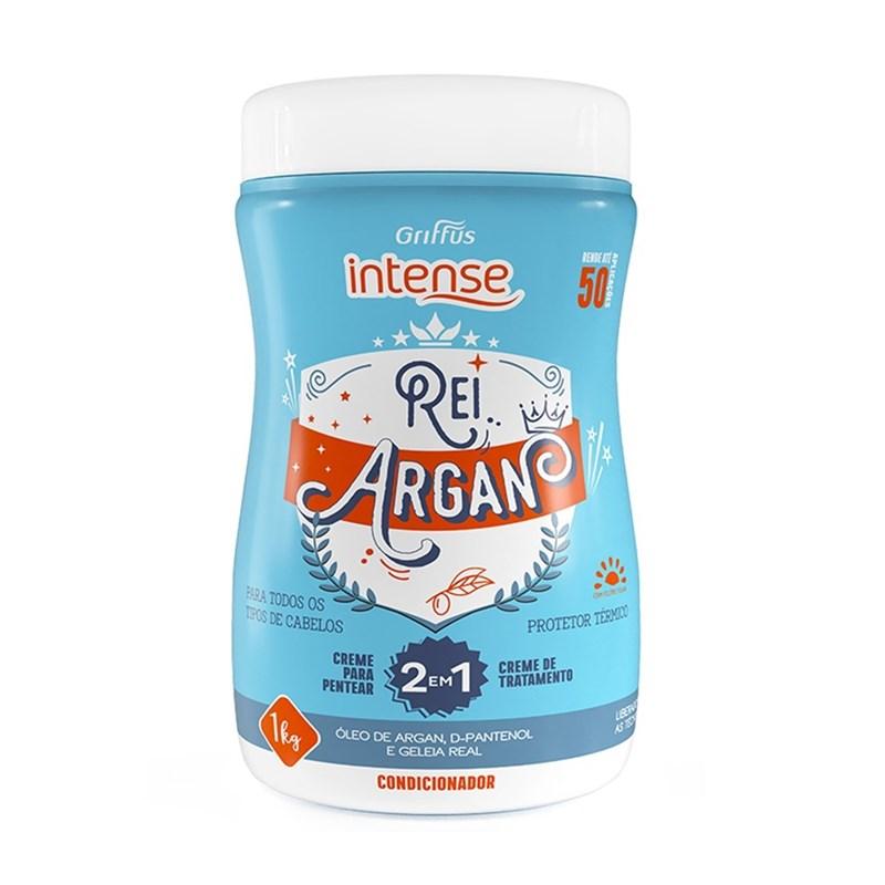 Creme de Tratamento Griffus Intense 1 kg Argan