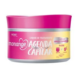 Creme de Tratamento Monange 300 ml Agenda Capilar