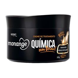 Creme de Tratamento Monange 300 ml Química Sem Drama!