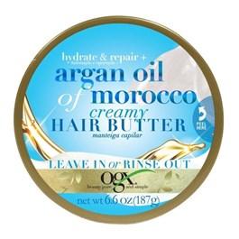 Creme de Tratamento OGX 187 gr Argan Oil Of Morocco