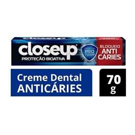 Creme Dental Closeup 70 gr Bloqueio Anti Cáries
