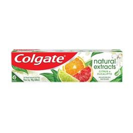 Creme Dental Colgate Natural Extracts 90 gr Reinforced Defense