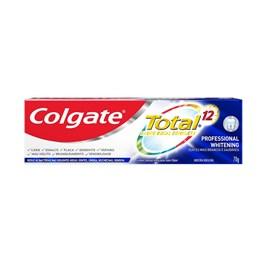 Creme Dental Colgate Total 12 70 gr Professional Whitening