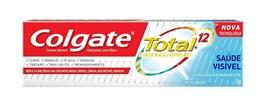 Creme Dental Colgate Total 12 70 gr Saúde Vísivel