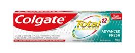 Creme Dental Colgate Total 12 90 gr Advanced Fresh