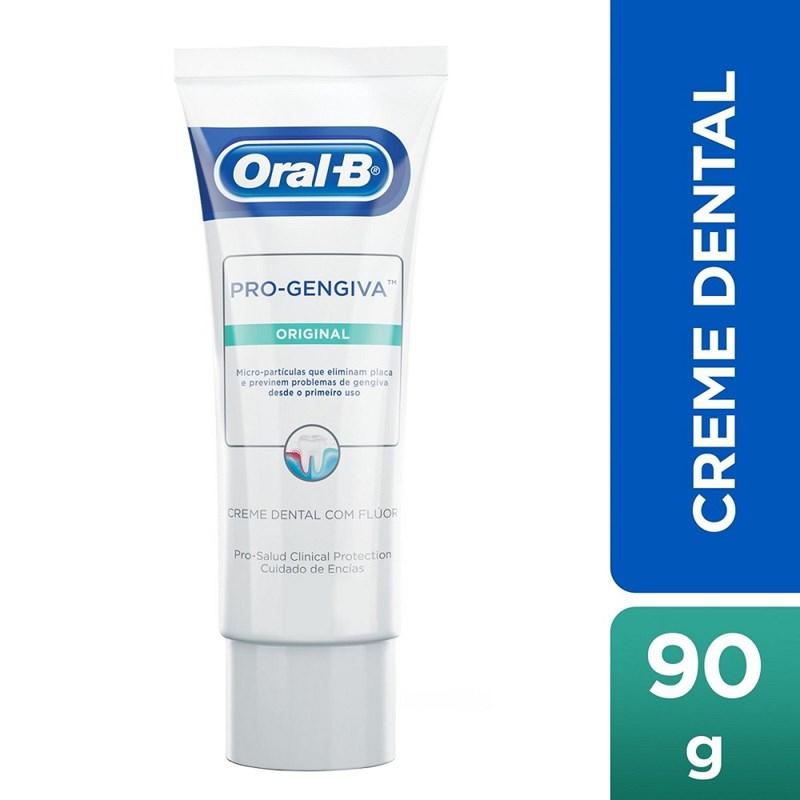Creme dental Oral-B Pro-Gengiva 90 gr Original