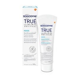 Creme Dental Sensodyne 100 gr True White Menta