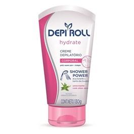 Creme Depilatorio Corporal Depi Roll 130 gr Shower Power Hydrate