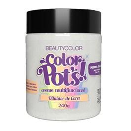 Creme Diluidor Multifuncional Beauty Color 240 gr Color Pots