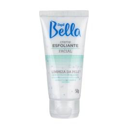 Creme Esfoliante Facial Depil Bella 50 gr Limpeza da Pele