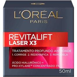 Creme Facial L'Oréal Revitalift Laser X3 50ml