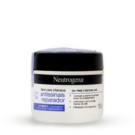 Creme Facial Neutrogena 100 gr Antissinais Reparador