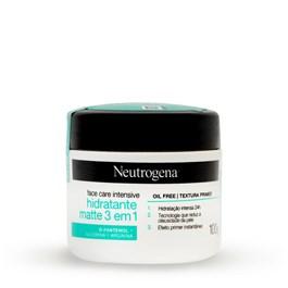 Creme Facial Neutrogena 100 gr Hidratante Matte 3 em 1