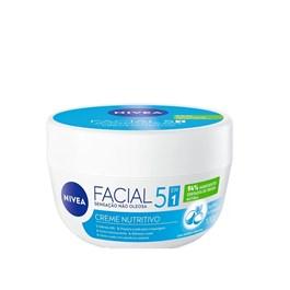 Creme Facial Nivea 100 gr Nutritivo