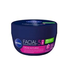 Creme Facial Nivea Noturno 100g
