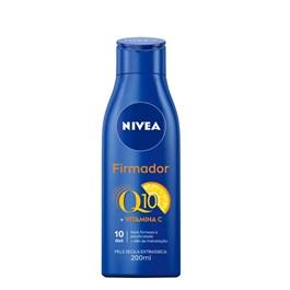 Creme Hidratante Nivea 200 ml Firmador