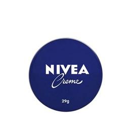 Creme Hidratante Nivea 29 gr Lata