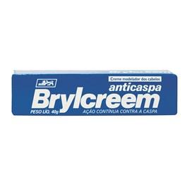 Creme Modelador Brylcreem 40 gr Ação Contínua Contra a Caspa