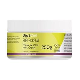 Creme Modelador Deva Curl SuperCream 250 gr