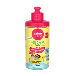 Creme Multifuncional Salon Line Hidra Multy Kids 300 ml 4 em 1